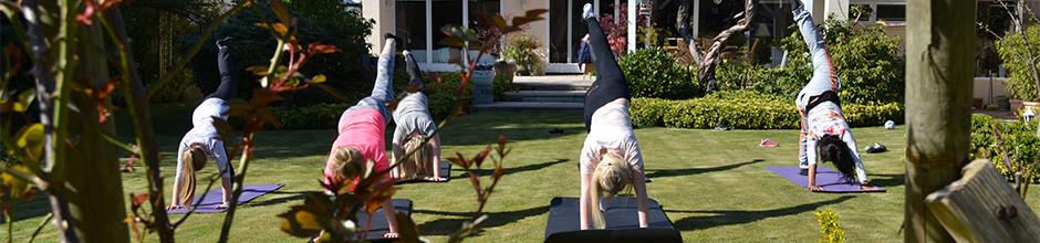 Ayoga-wellness with Arini Nygaard