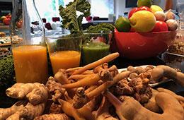 Detox week - gesunde Ernährung